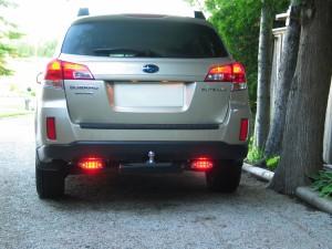 Subaru Outback Hitch