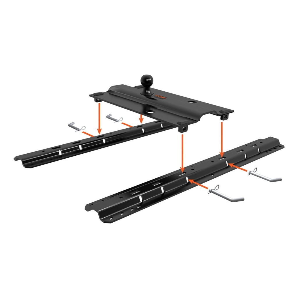 Fifth Wheel To Gooseneck Hitch >> Gooseneck Hitch For 5th Wheel Rails Hitch Review