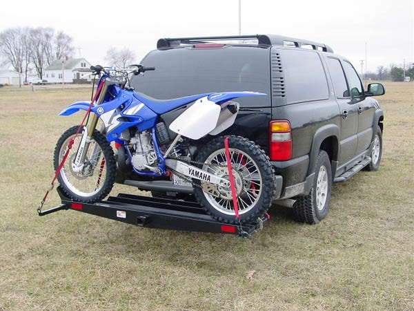 Hitch Motorcycle Carrier