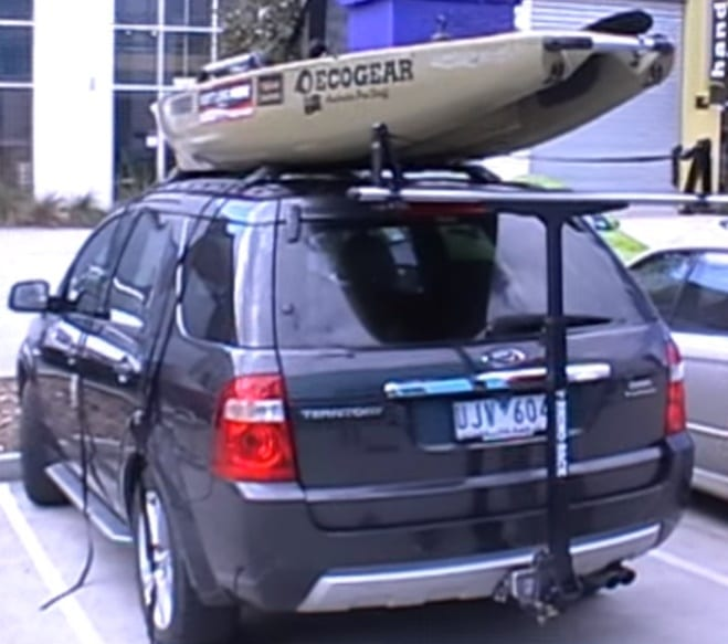 Trailer Hitch Mounted Kayak Carrier Racks 2019 Hitch Review