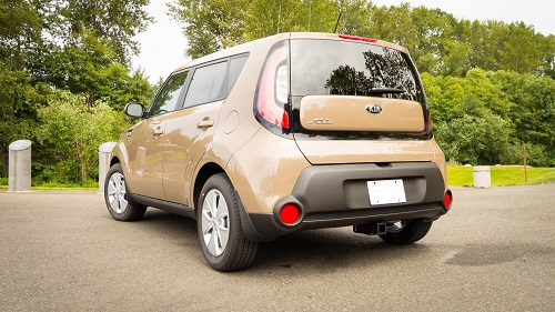 Fifth Wheel To Gooseneck Hitch >> Best Trailer Hitch for the Kia Soul (2014-2019) Review ...